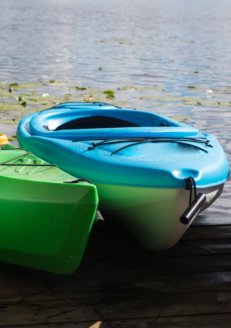 The Casual Outdoorsman reviews the Pelican Trailblazer 100 Kayak