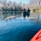 Paddle Trip on the Silver and Ocklawaha Rivers.