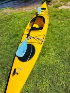 The Casual Outdoorsman Reviews the Perception Carolina 145 Kayak